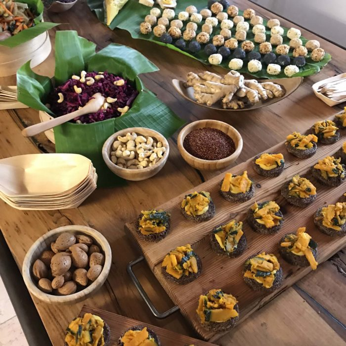 cucina naturale catering