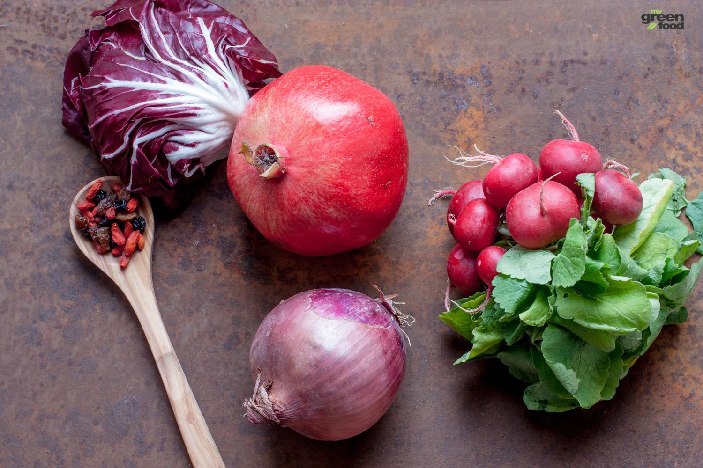 Verdure rosse-mygreenfood