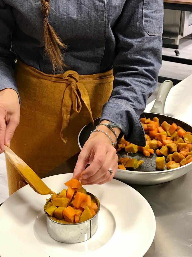 cucina con Joyce la RistoSchool